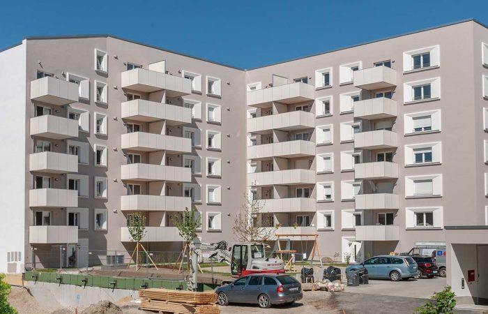 Wohnungsbau LA